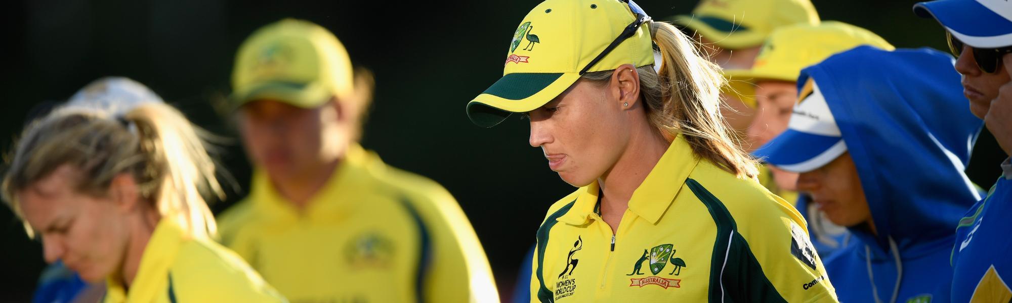 Australia women.