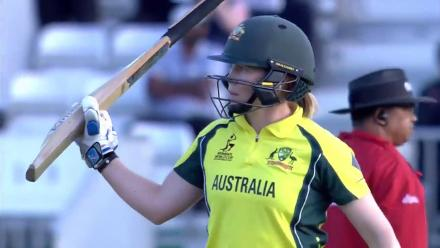 #WWC17 Alex Blackwell's brilliant counter-attacking fifty