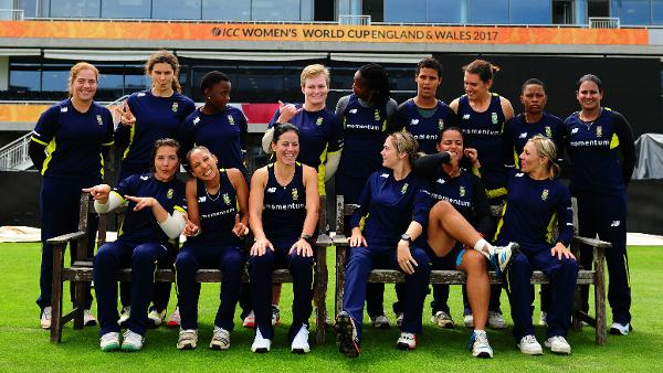 WWC17 Report Card: South Africa
