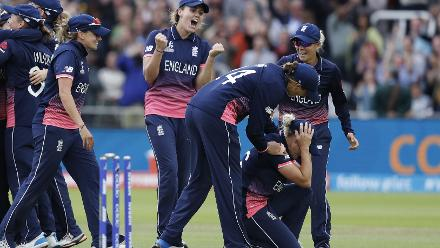 ICC Women's World Cup Final - England v India, London