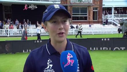 #WWC17 FINAL: Fran Wilson Interview