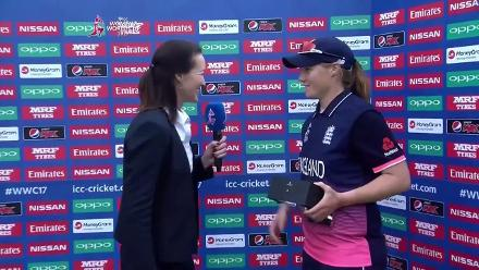 #WWC17 Final: Player Of The Match – Anya Shrubsole