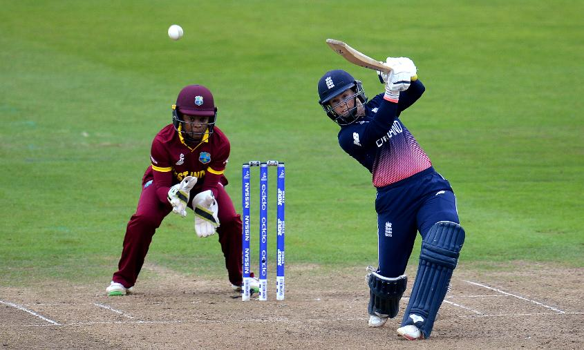Tammy Beaumont was remarkably consistent; she was never dismissed in single figures and topped the run-scoring charts with 410