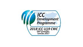 ICC U19 Cricket World Cup 2018, East Asia Pacific Qualifier