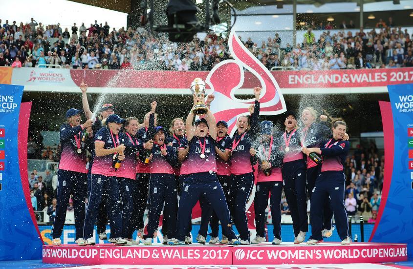 England women - final
