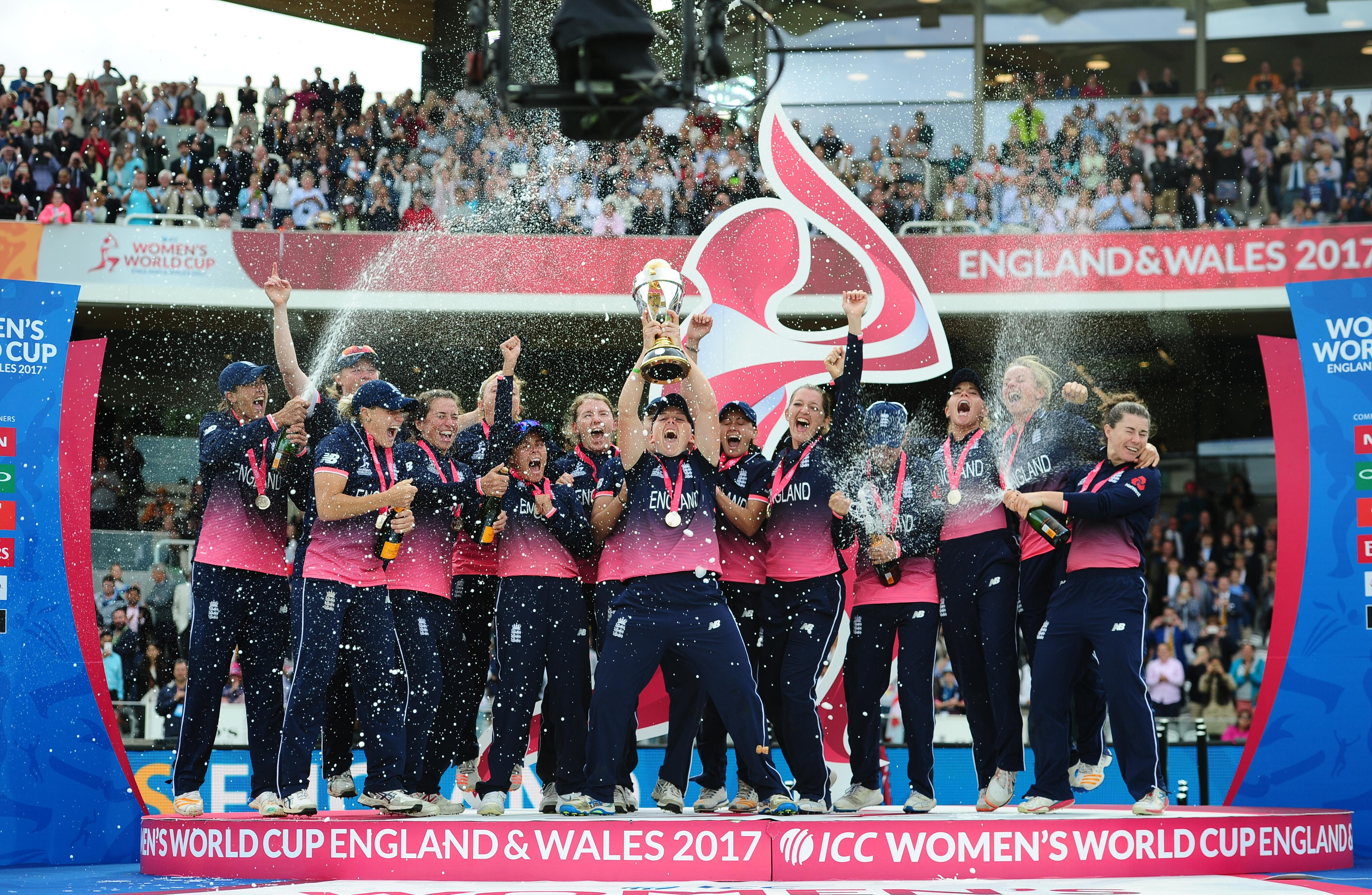 Icc U19 World Cup Records Over The Past Years: History Made In Record-breaking ICC Women's World Cup