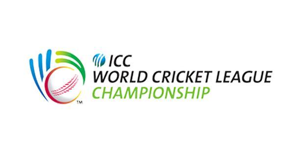 ICC World Cricket League Championship