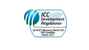 ICC Women's World T20, EAP Qualifier