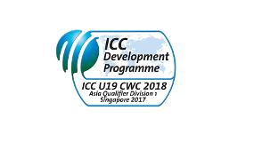 ICC U19 Cricket World Cup 2018, Asia Qualifier
