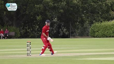 ICC U19 CWC 2018, Europe Q, Day 5 - Denmark v Ireland Highlights