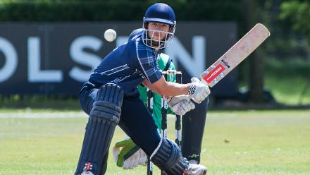 ICC U19 CWC 2018, Europe Qualifier,  Day 3 - Ireland v Scotland