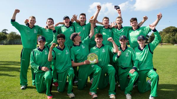 Ireland hold nerve to qualify for U19 World Cup