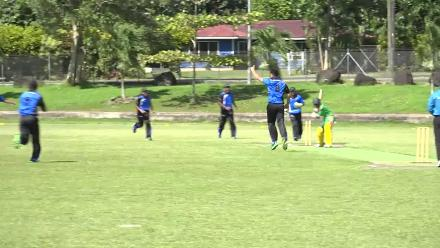 EAP - U19CWCQ Fiji Day 2
