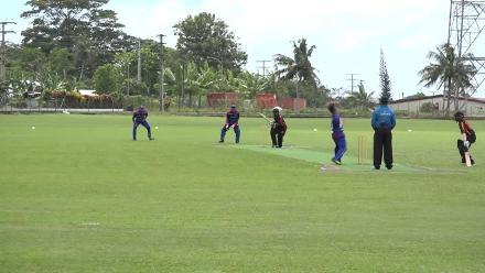 EAP - U19CWCQ PNG Day 2