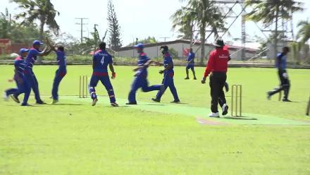 EAP - U19CWCQ Samoa Day 3