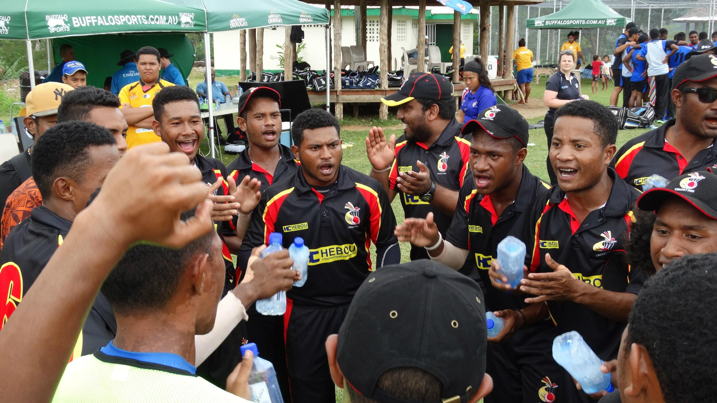 PNG one win away from eighth U19 World Cup