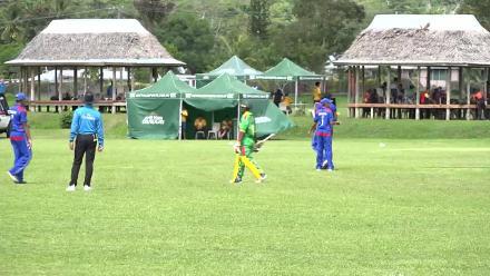 Vanuatu Day 4 Winners - EAP U19CWCQ