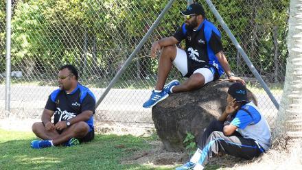 ICC U19 CWC 2018, EAP Qualifier: Day 3 - Fiji v Samoa