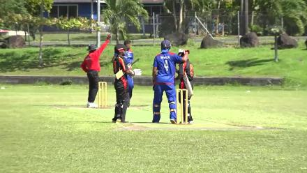 ICC U19 CWC 2018, EAP Qualifier: Winners - PNG