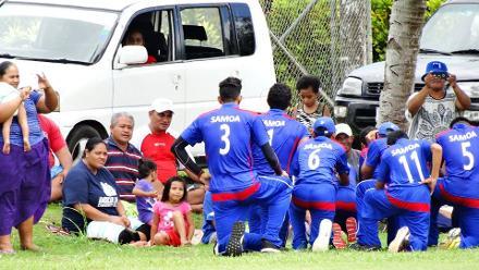 ICC U19 CWC 2018, EAP Qualifier: Day 4 - Vanuatu v Samoa
