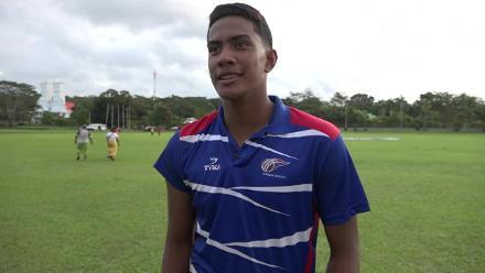 EAP U19CWCQ Samoa Winners Day 6