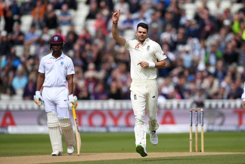 Second-ranked James Anderson has trimmed number-one ranked Ravindra's Jadeja's lead to just nine points after collecting 15 points.
