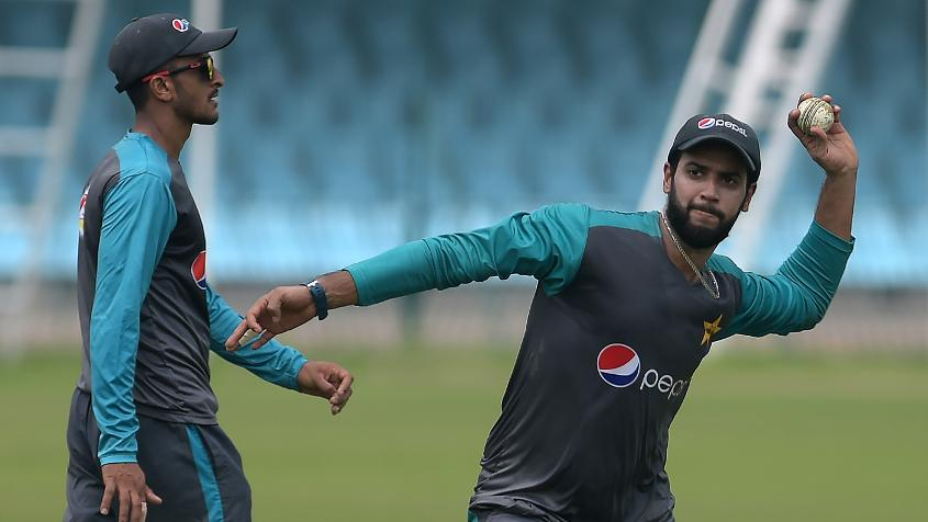 Imad Wasim is way ahead of others at a career-best 780 points as of now.