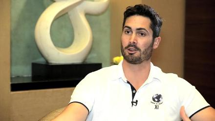 Want to look back and say I was one of those to take international cricket back to Pakistan: Cutting