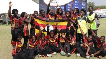 2018 ICC Women's World T20, Africa Qualifier, Day 7