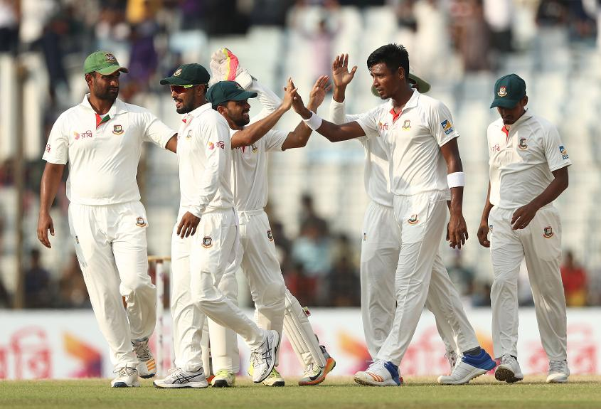 In South Africa, even a drawn series will help Bangladesh overtake the Windies to eighth position on the points table.