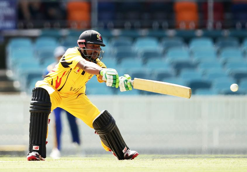 'We were very disappointed in losing our ODI status last year in Zimbabwe so it has been our goal to get it back' – Assad Vala