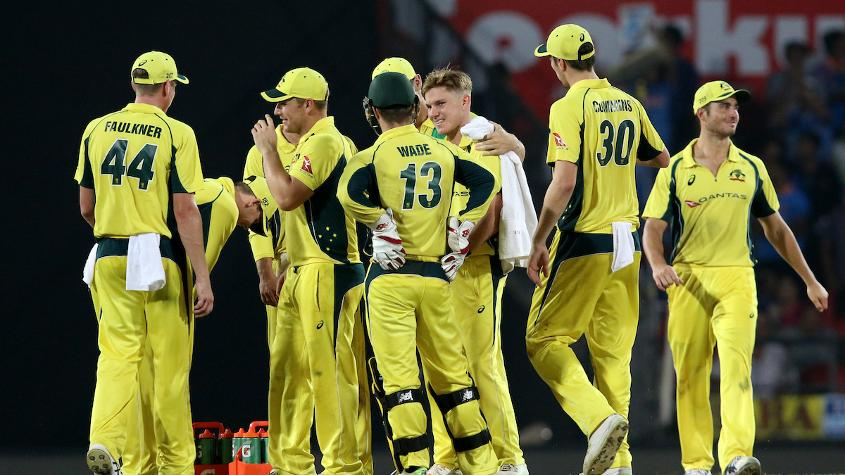 Australia will have to rethink a style of batting that has so far been high-risk, low-reward.