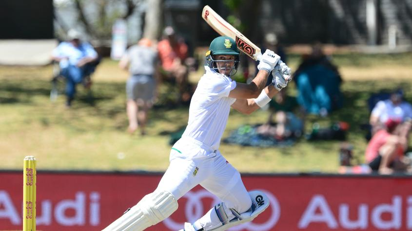 Aiden Markram has gained 43 slots to reach a career-best 61st position after his knock of 143 against Bangladesh