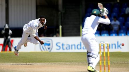 South Africa v Bangladesh, 2nd Test, Day 3, Bloemfontein