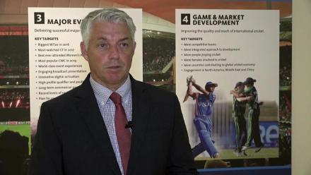 David Richardson delighted with study on women's cricket, looks ahead to ICC Women's Championship
