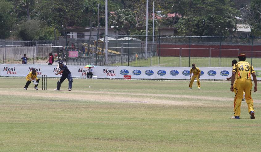 Scotland and PNG also shared the spoils in Port Moresby. Scotland's convincing 101-run victory in the first match, was responded well by PNG who secured a five-wicket victory in the second.