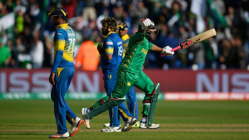 While both sides met last in the Champions Trophy, Sri Lanka were swept 5-0 by India at home.