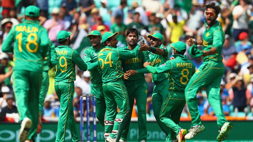 Champions Trophy winners Pakistan will be hoping to consolidate their sixth position on the table