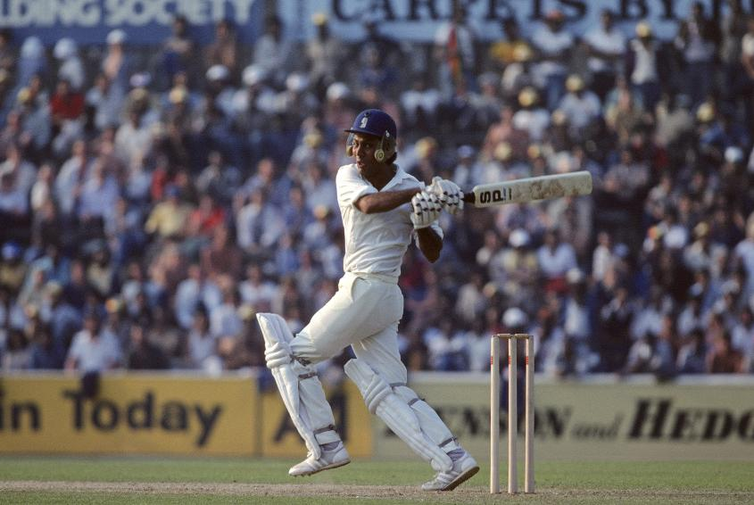 Zaheer Abbas was among the runs when Pakistan first defeated Sri Lanka in 1975.