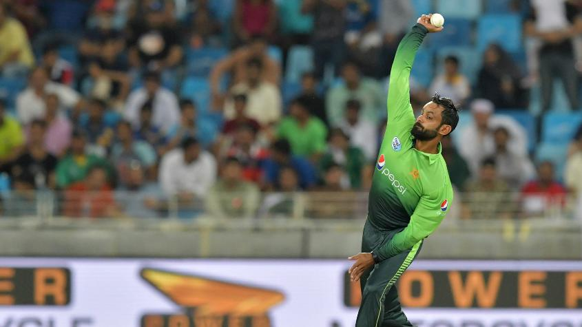 Mohammad Hafeez is back as the top all-rounder.