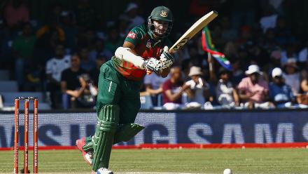 Shakib also scored a measured 63 off 82 balls.