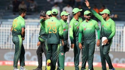 Pakistan's success was mainly orchestrated by Usman Khan who took his maiden five-for in just his second ODI to bowl out Sri Lanka for 103.