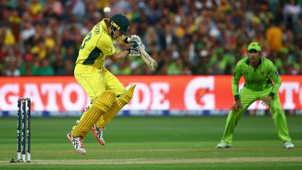 ICC 360 - Wahab Riaz's brilliant spell against Australia in CWC 2015