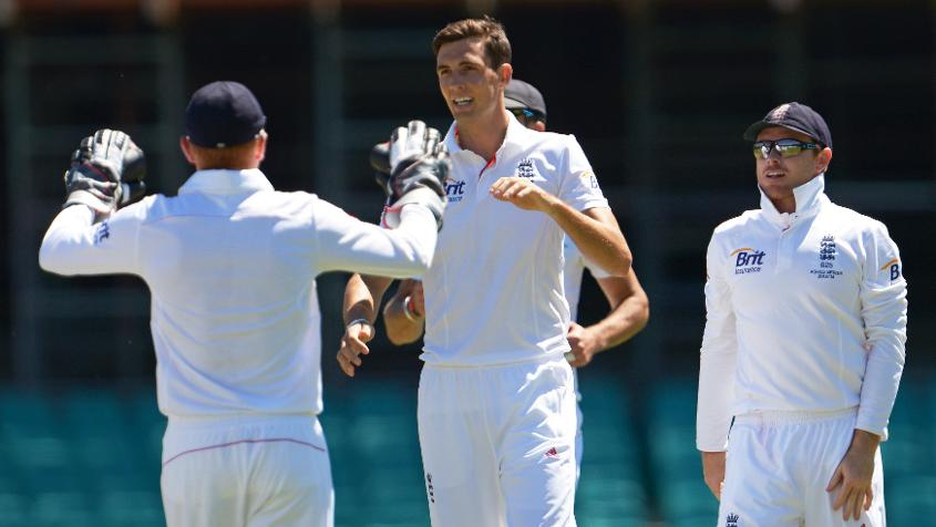 Steven Finn is part of the current England squad hoping to reclaim the Ashes, starting on November 23.