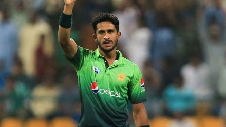 Hasan Ali finished with figures of 2 for 31 in four overs as Sri Lanka were reduced to 124 for 9 in 20 overs.