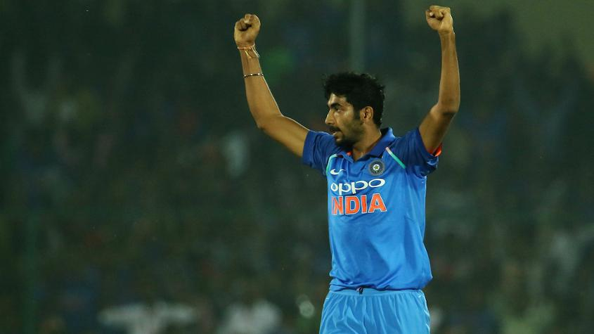 Jasprit Bumrah will head into the series on Wednesday as the number one bowler in the MRF Tyres ICC T20I Player Rankings