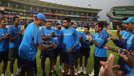 India v New Zealand, 2nd T20I, Rajkot