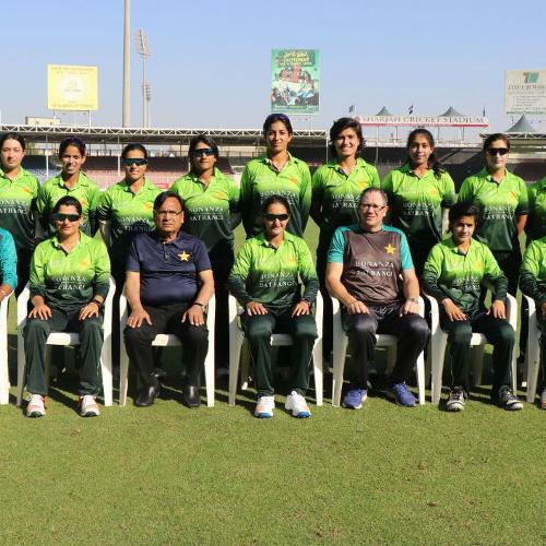 Pakistan team picture