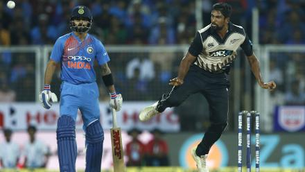 India v New Zealand, 3rd T20I, Thiruvananthapuram