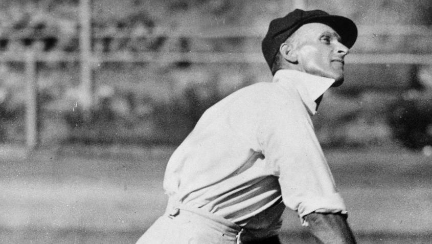 Clarrie Grimmett didn't bowl a single no-ball or wide during his 22 Ashes Tests.